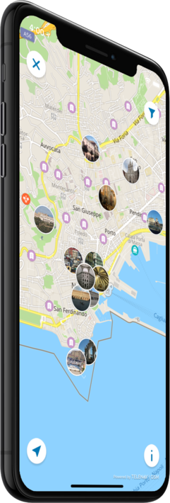 Naples Offline Map Iphone Ipad Android