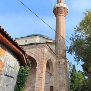 Мечеть Сулеймание в Аланье