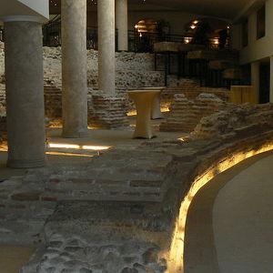 Римский амфитеатр в Софии