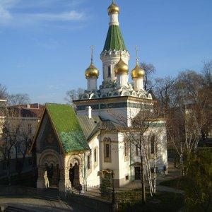 Русская церковь Святого Николая в Софии