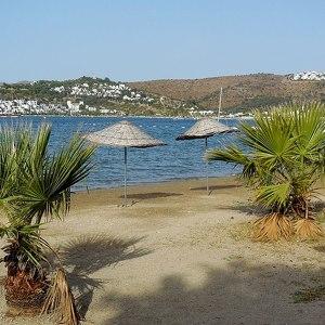 Пляж Битез