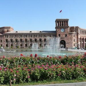Здание правительства Армении