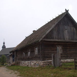 Strochitsy museum of Folk Architecture