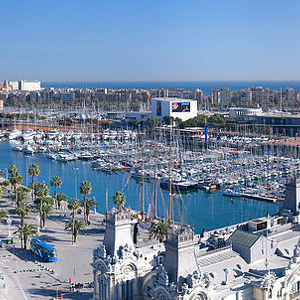 Набережная Олимпийского порта