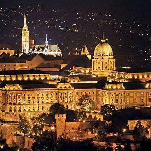 Королевский Дворец Будапешта