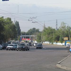 Улица Сатпаева