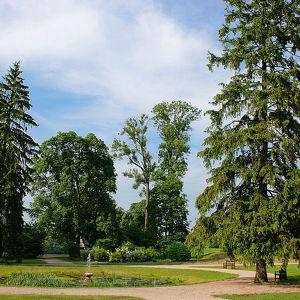 Ботанический Сад Вильнюсского Университета