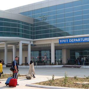 Международный аэропорт имени Лала Бахадура Шастри