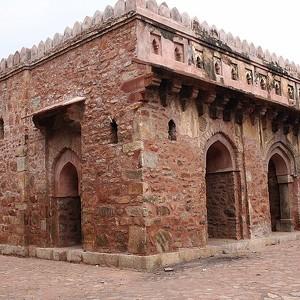 Могила Бахул Лоди