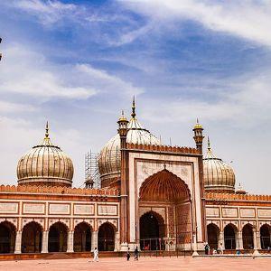 Мечеть Масджид-и Джахан-Нума