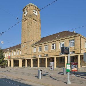 Базель-Бадишер-Банхоф