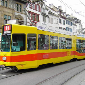Базельский трамвай