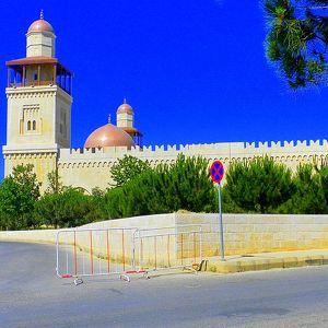 Мечеть короля Хусейна Бен Талала