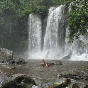 Национальный парк Пном Кулен