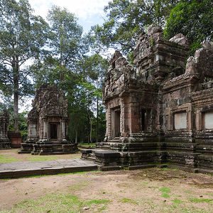 Храм Чау Сай Тевода