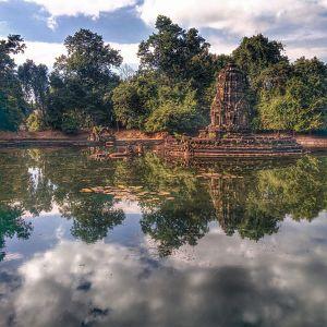 Храм Неак Пеан