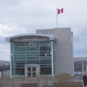 Павильон Канады и мира