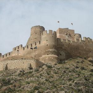 Замок Биар