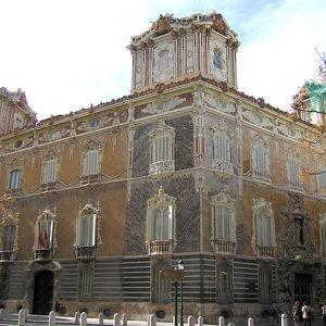 Национальный музей керамики и декоративного искусства «Гонсалеса Марти»