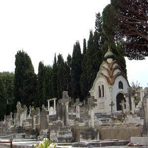 Кладбище Гранд-Джас
