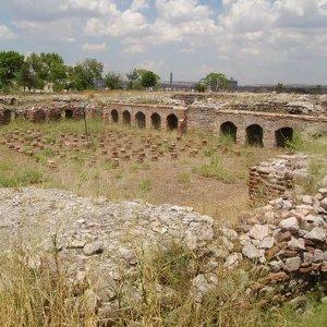 Римские бани Анкары