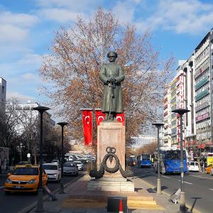 Площадь Зафера