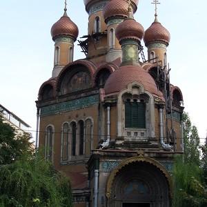 Русская церковь Св. Николая