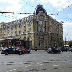 Бухарестский железнодорожный вокзал