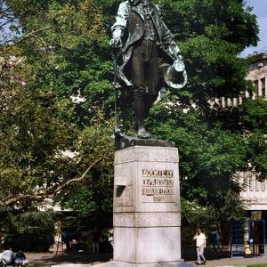 Памятник Доситей Обрадович