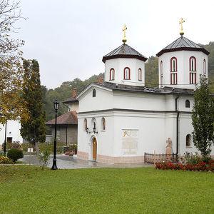 Монастырь Раковица