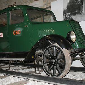 Музей Транспорта в Братиславе