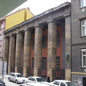 Синагога на улице Хейдукова