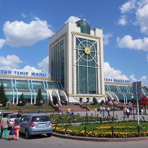 Железнодорожная станция Астана-1