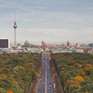 Телебашня Berliner Fernsehturm