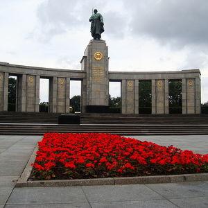 Мемориал в Тиргартене