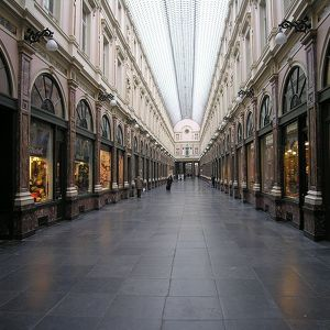 Универмаг Galleries Royales St Hubert