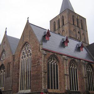 Церковь Святого Жиля