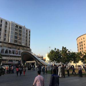 Площадь Клок Тауэр Дейра