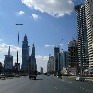 Эмиратская башня-2