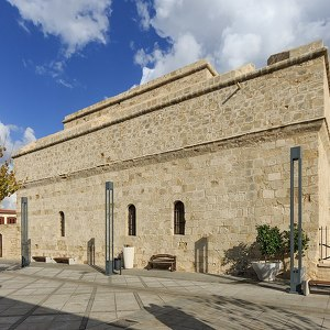 Средневековый замок Лимассола