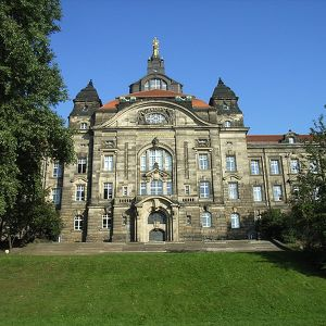 Государственная канцелярия Саксонии