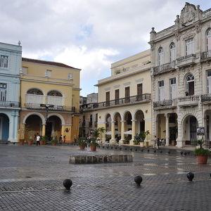 Площадь святого Франциска