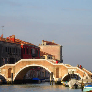 Мост Трех Арок