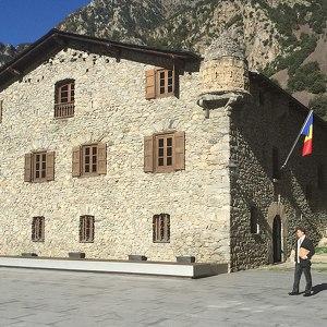 Замок Каса де ла Валль